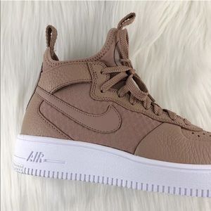 new arrival 6aa49 5596f Nike Shoes - Women s Nike Air Force 1 Ultraforce Mid Sneakers